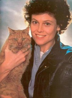 Sigourney Weaver. ... Brought to you in part by StoneArtUSA.com ~ affordable custom pet memorials since 2001