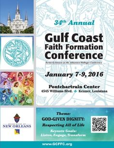 Catholic Conference, Gulf Coast Faith Formation Conference Home