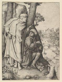 Lucas van Leyden | Susanna and the Two Elders | The Met