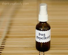 All Natural Homemade Insect Repellent! I hate the smell of bug spray! This is fantastic! Essential Oil Blends, Essential Oils, Lemon Eucalyptus, Insect Repellent, Back To Nature, Natural Healing, Witch Hazel, Health And Beauty, Tea Tree