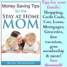 Great ebooks by blogger Becky Mansfield. Must see! #frugalliving #parenting #tips #ebooks