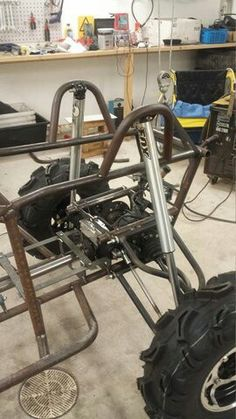 Gokart Plans 625648573213690098 - Source by Mini Jeep, Mini Bike, Ideas Para Inventos, Kart Cross, Go Kart Parts, Diy Go Kart, Tube Chassis, Off Road Buggy, Karts