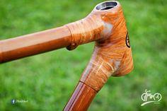 Bamboo bike frame by Bashkel on Etsy https://www.etsy.com/uk/listing/255382443/bamboo-bike-frame