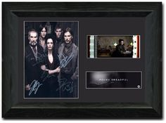 Penny Dreadful 35 mm Film Cell display Framed  Stunning Display Signed Collectible . by SpottyDogProductions on Etsy https://www.etsy.com/listing/242181855/penny-dreadful-35-mm-film-cell-display