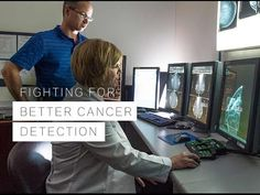 Fighting for Better Cancer Detection - WATCH THE VIDEO.    *** what is the best way to detect cancer ***   In the United States alone, there are nearly 240,000 breast cancer diagnoses each year, and one in eight women will develop breast cancer at some point in her lifetime. To date, mammograms are the best diagnostic technology for breast cancer. A...