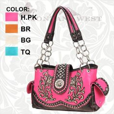 966699dea38c TSR-8085 Montana West Spiritual Collection Handbag Girls Western Wear