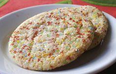 Orange Sugar & Spice Cookies