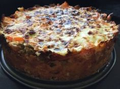 Tacopaj är svenskarnas favorit. Här får du bloggaren Sandra Nilssons recept – på världens godaste tacopaj.