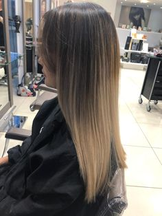 Balayage. Ombre. Blonde. Long Hair. Babylights. Stylists, Long Hair Styles, Beauty, Long Hairstyle, Long Haircuts, Long Hair Cuts, Beauty Illustration, Long Hairstyles, Long Hair Dos