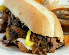 There is nothing more satisfying than a melt-in-your-mouth sandwich. This shredded beef French dip is savory and succulent after stewing in the slow cooker all day!Click here for more recipes from the Creole Contessa.Click here for more of the 101 Best Slow Cooker Recipes