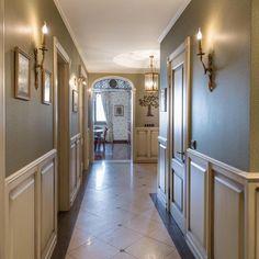Декор коридора: 15 фото идей