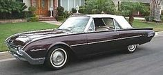 '61 Thunderbird