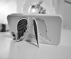 Angel wings iphone case. So cute