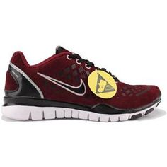 best service 300cc 169a4 Mens Nike Free TR Fit 2 Wine Red White Black Shoes White P, Mens Fitness