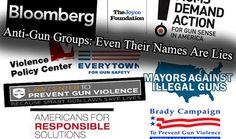 ARIZONA – OPINION: Anti-Gun Groups: Even Their Names Are Lies - http://gunpro.salessupplychain.com/arizona-opinion-anti-gun-groups-even-names-lies/