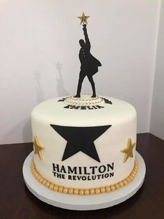 19th Birthday Cakes, Birthday Cakes For Teens, My Birthday Cake, 14th Birthday, Teen Birthday, Birthday Music, Birthday Ideas, Happy Birthday, Alexander Hamilton Birthday