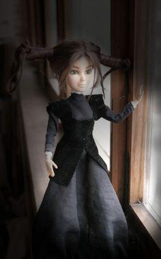 """Witch Hunter Robin"" Doll Изображение"