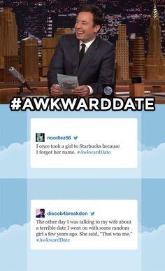 #awkwarddate