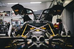 Pagani factory: Come see where the magic happens (pictures)