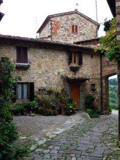 Montefioralle - Greve in Chianti
