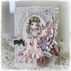 Hello everyone! Today I have a couple of cards to show you using Magnolia's images from the newest release. As you know, Magnolia ...