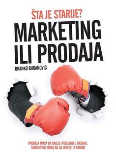"""Knjiga """"Šta je starije? Marketing ili prodaja"""" sumira iskustva iz 17 godina duge poslovne karijere radeći za multinacionalne kompanije iz oblasti marketinga i prodaje. Na 38 poglavlja predstavljeni su realizovani poslovni slučajevi na različitim projektima i tržištima."""