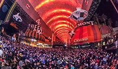 Downtown Countdown New Year's Eve Celebration at the Fremont Street Experience. 6 PM-3 AM. 2015 details to be announced.