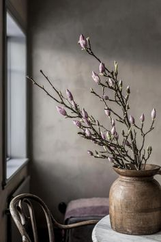 Gorgeous Trending Interior Ideas from 22 Boho DIY Interior Designs collection is the most trending home decor this winte Deco Floral, Arte Floral, Wabi Sabi, Nature Photography Flowers, Flowers Nature, Vase Of Flowers, Lilac Flowers, Magnolia Branch, Magnolia Flower