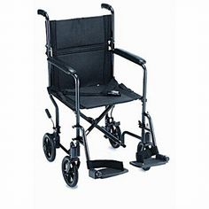 Lightweight Transport Chair #TransportWheelchair >> See more home mobility aids at http://www.disabledbathrooms.org/transport-wheelchair.html