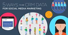 5 ways to use CRM data for social media marketing AdParlor