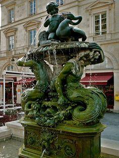 Fontaine orléanaise