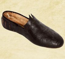 Historical XVI Renaissance Mantova Shoes Replica
