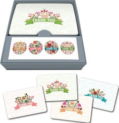 Studio Oh! Thank You Notecard Set, Sweet Garden, Box of 12 Studio Oh http://www.amazon.com/dp/B00E58CD80/ref=cm_sw_r_pi_dp_UvSQub16BRJ16