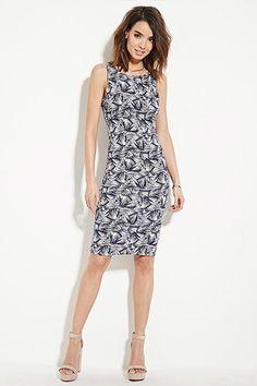Contemporary Bodycon Dress | Forever 21 - 2000185226