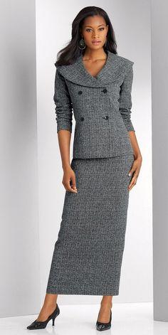 Skirt suits, uniforms, amazing dresses... : Photo | Passion for ...