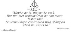 George Weasley Quote