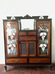 China Cabinet, Buffet, Storage, Furniture, Home Decor, Santa Cruz, Purse Storage, Crockery Cabinet, Decoration Home