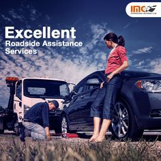 The situation is desperate indeed when the vehicle needs immediate assistance for quick recovery, IMC offers excellent #RoadsideAssistance services for you to get the best help.