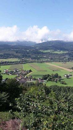 Anzeigenbild Such Und Find, Golf Courses, Mountains, Nature, Travel, Villach, Fun Places To Go, Farm Cottage, Naturaleza