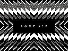 Lookvip.com visual identity