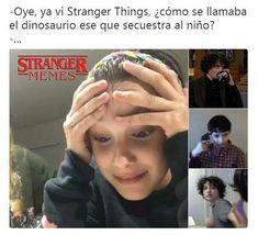 Eres fan de la serie Stranger Things? Quieres reírte un poco? • Pues … #humor # Humor # amreading # books # wattpad