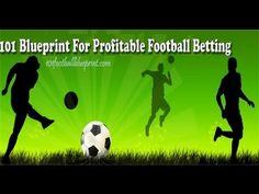 101 blueprint for profitable football betting