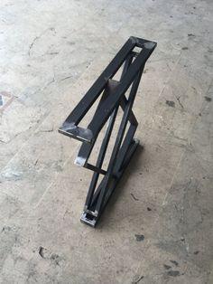 28 Metal Table Legs Steel Base Width 24 Height