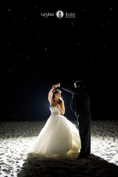 Night pictures  |  Backlighting  |  Stars  |  Night weddings  |  Ballroom weddings  |  Elegant weddings  |  Pensacola Destin Photography  |   Aislinn Kate Photography