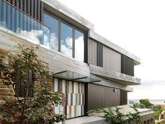 Residência em Gordon's Bay, Sydney, Austrália   por Rosselli & Palleschi