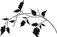 Stencil Stylish Vine Wall Stencil, Vine Stencil, Stencils for Walls, Stencils for Painting Tree Stencil, Stencil Painting On Walls, Stenciling, Tree Wallpaper Mural, Damask Wall, Large Stencils, Stenciled Floor, Vine Wall, Stencil Designs