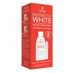 Luster Premium White Distinctly White Product Reviews   DENTOVATIONS Dental Product Reviews