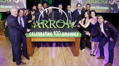 Arrow: What to Expect in the 100th Episode  A gamble when it first began Arrow not only turned into a success for the CW it launched an entire TV franchise becoming the crucial first component in a universe that now includes four different series (including The Flash Supergirl and Legends of Tomorrow) airing on four different consecutive nights.  Wednesday November 30th the 100th episode of Arrow airs  a big deal for any series and especially notable for shows based off of comic books as…