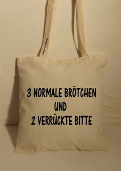 Jutebeutel Funtasche My other bag is. My Other Bag, Diy Accessoires, Diy Mode, Diy Handbag, Textiles, Cotton Bag, Just Do It, Little Gifts, Purses And Handbags