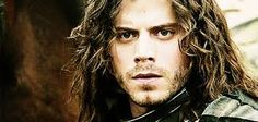 François Arnaud as Cesare Borgia: Son of Rodrigo, he is his father's consigliere in the church. (very talented actor and nice to look at to :D ) <3